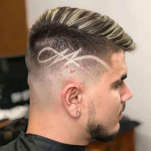 37 Cool Haircut Designs For Men 2020 Update In 2020 Haircut Designs Haircut Designs For Men Cool Hair Designs