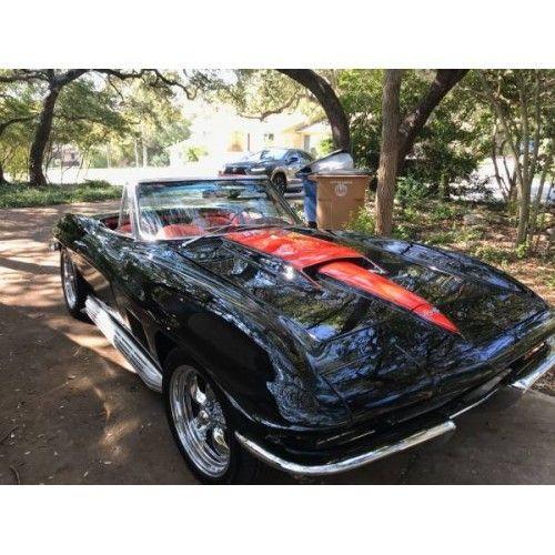 1965 Corvette Convt Restomod For Sale In Austin Tx 78726 With