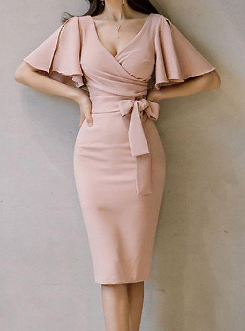 24+ Butterfly sleeve dress info