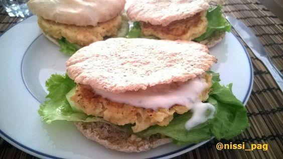 Sándwich con aroma hindú que os salvará cualquier cena