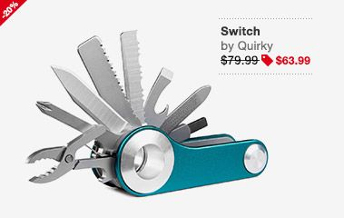 Switch by Quirky Image