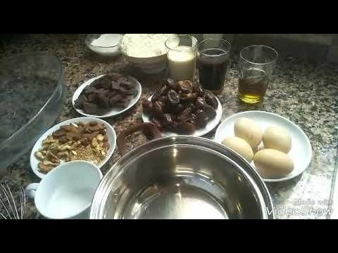 كيك بالخميرة البلدية Youtube Desserts Food Pudding