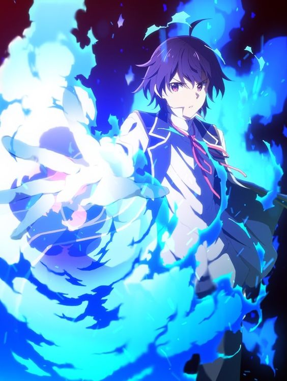 Wise Man S Grandchild Kenja No Mago Anime Visual Anime Anime Images Romantic Anime