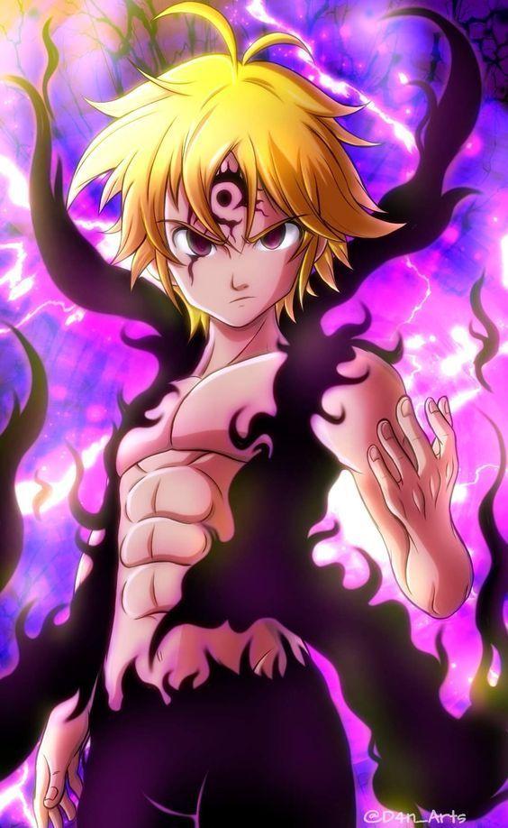 Wallpaper Marvel Videos Neon Animal Dark Iphone Anime Seven Deadly Sins Anime Otaku Anime
