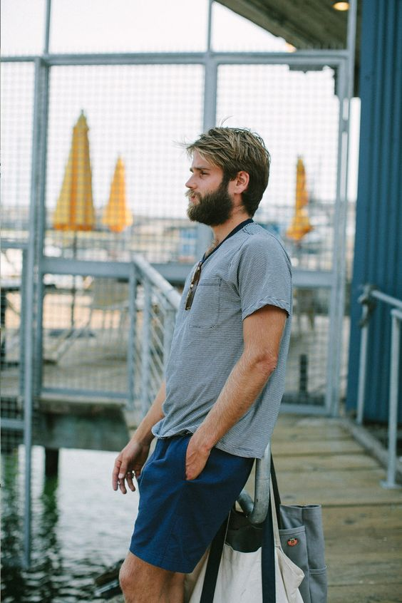 Edition 169: The Sausalito Stripe Tee | Taylor Stitch