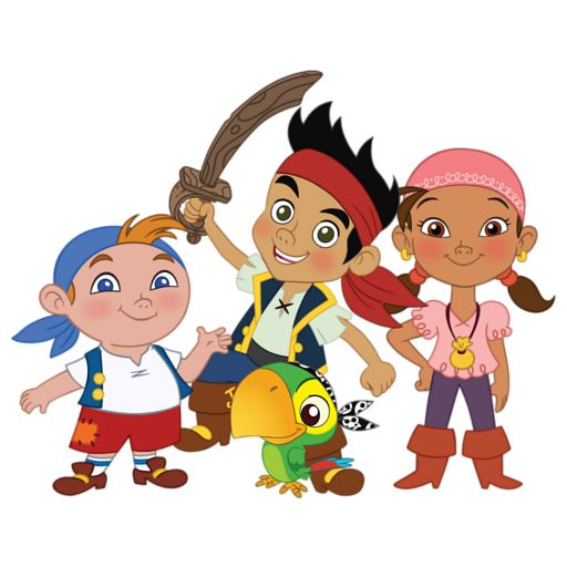 jake-and-the-never-land-pirates-516468558f0f7.png (512×512 ...