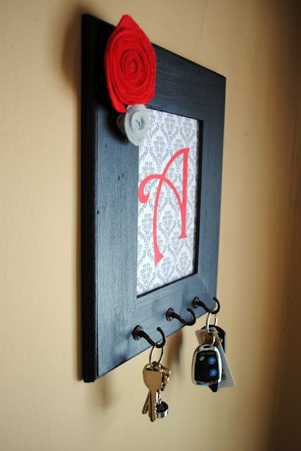 DIY Decorative Key Holder