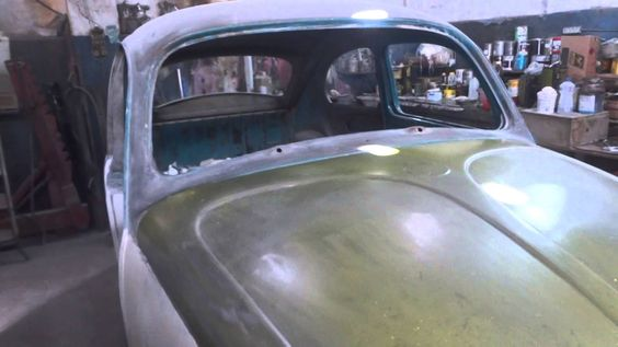 Mmotors ®: 18_conversa sobre pintura da restauração do fusca (vídeo 18)