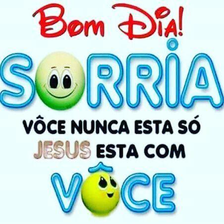 Jesus está com você