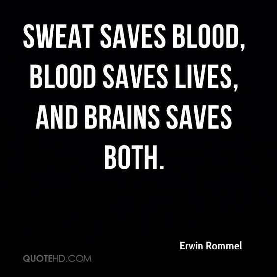 Erwin Rommel,quotes - Google Search