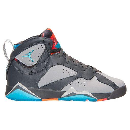 jordan shoes retro 7. boys\u0027 grade school air jordan retro 7 basketball shoes | shoe closet pinterest jordan, and k