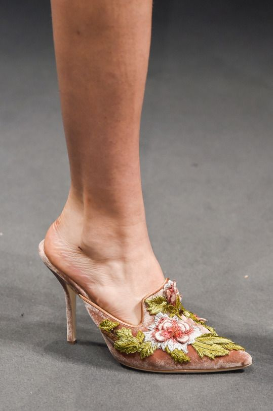 Perfect Floral Shoes