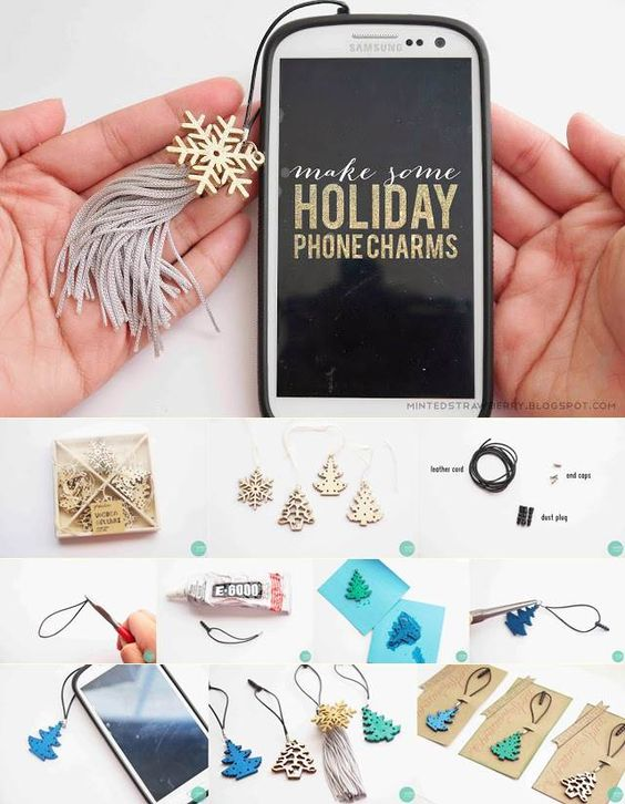 Phone charms | DIY Stuff Crafty Ideas Crafty B it