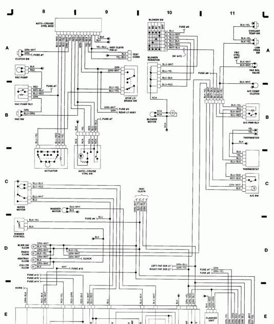 1989 Suburban Wiring Diagrams Pdf | schematic and wiring ...