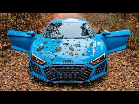 Most Beautiful R8 Ever 2020 Audi R8 V10 Performance 620hp Riviera Blue Black Optics Etc Youtube Audi Audi Sports Car Audi R8