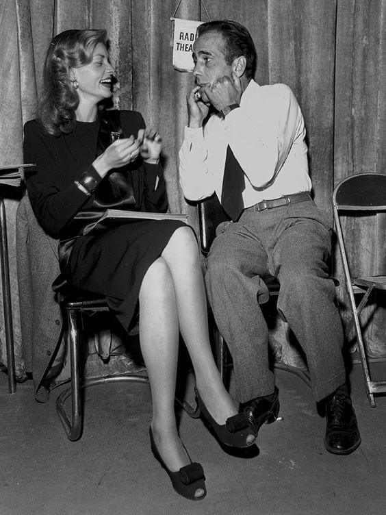 This Is Why Bogie and Bacall Had the Best Love Story, Ever - Hollywood Reporter: