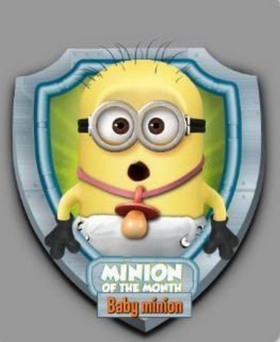 lustiger Minion Minions and Oktober on Pinterest