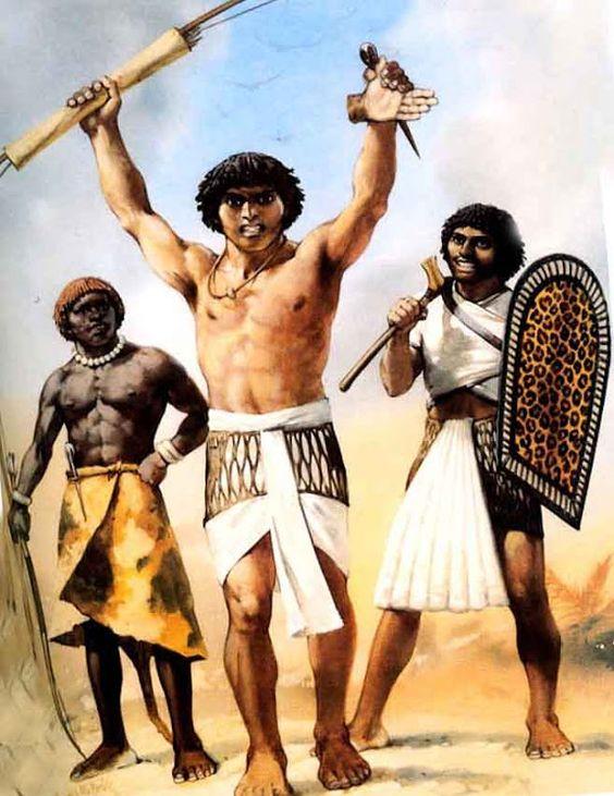 войны древних египтян картинки - Поиск в Google
