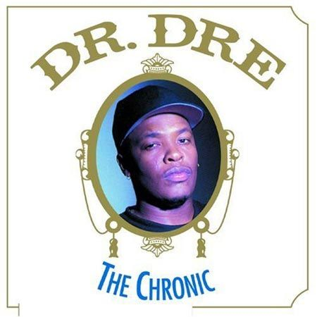 Dr. Dre — The Chronic I lost my damn mind when this album came out! lol!: