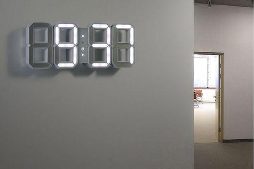 Interview: Vadim Kibardin, Creator Of The White & White Clock