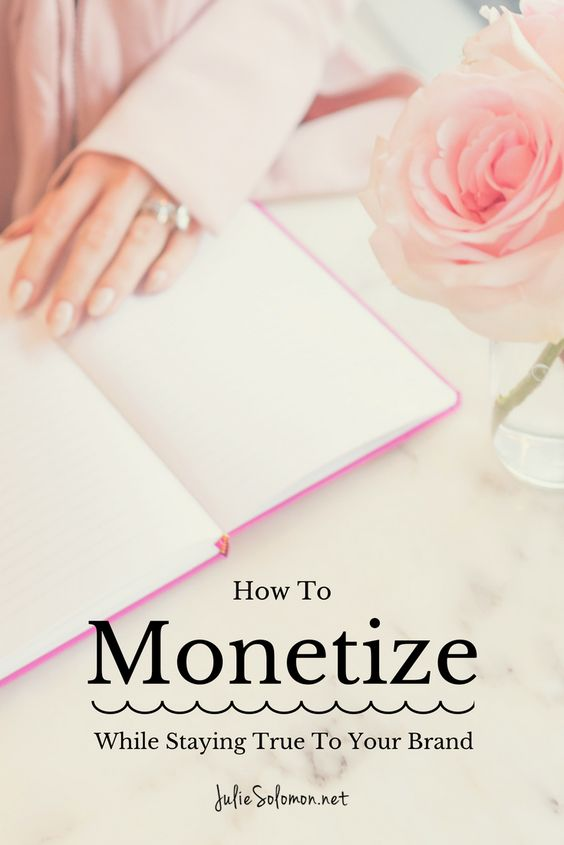 Learn how to monetize your blog while staying true to your brand. Watch my video and find the answers to all your questions. By Julie Solomon