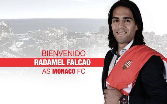 Falcao AS Monaco 2013