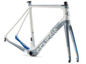 Genesis Zero carbon road bike frameset
