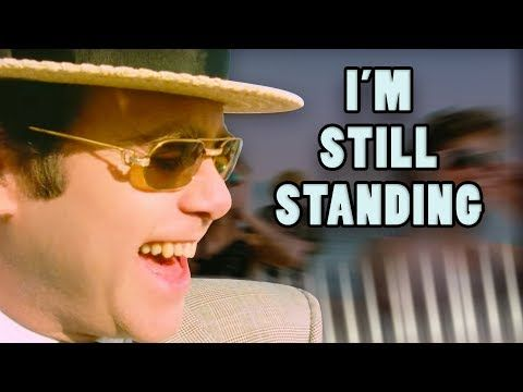 Elton John I M Still Standing Piano Tutorial Youtube In 2020