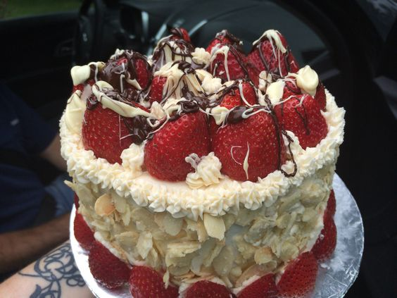 Other version of Strawberry Cake