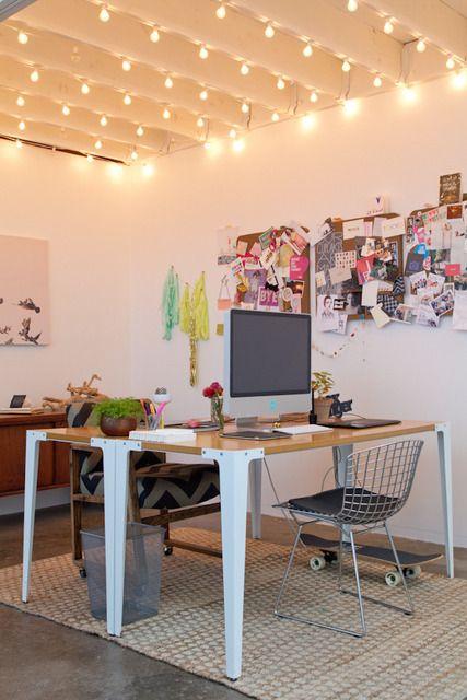 Un loft très studieux à LA... | www.decocrush.fr