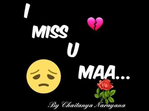 Youtube Mom I Miss You I Miss You Wallpaper Miss You Mom Quotes