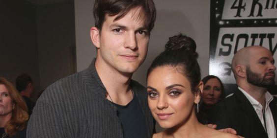 Mila Kunis e Ashton Kutcher esperam segundo filho