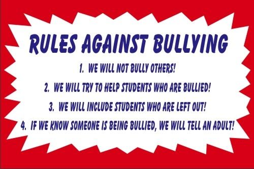 Anti Bullying Slogans | Anti Bully Slogans For Schools ...