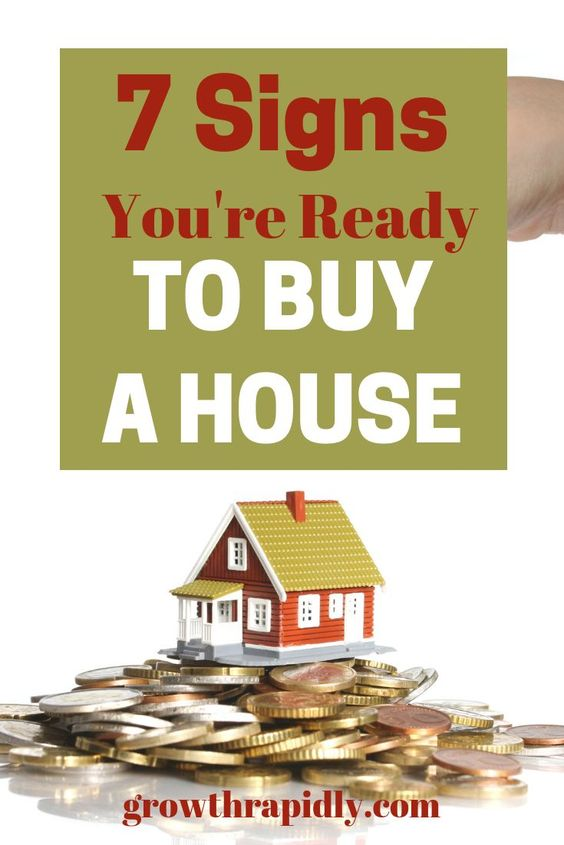 buy a house is scary! So make sure you're ready to take on the challenge of owning a home. Buying a home in your 20s, buying a house first time, down payment.
