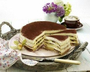 Das Rezept für Cappuccino-Torte und weitere kostenlose Rezepte auf LECKER.de