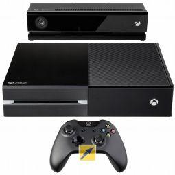 Microsoft Xbox One Konsole 500GB schwarz