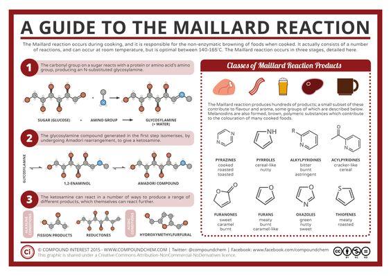 Food Chemistry - The Maillard Reaction