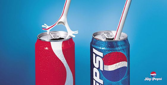 Pepsi: Straws