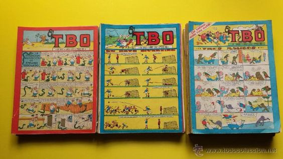 Tebeos: TBO 2000 edt.buigas coleccion de 466 ejemplares,estado normal - Foto 5 - 49224374