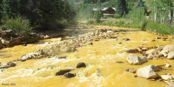 Tell EPA: Clean Up This Toxic Mine Mess