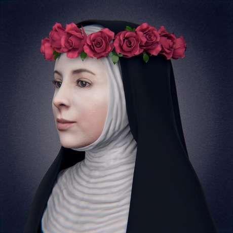 El verdadero rostro de Santa Rosa de Lima, patrona de las Américas