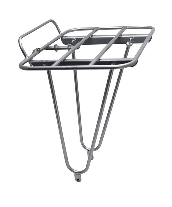 Gamoh Front Porteur Rack KCL-3F Silver