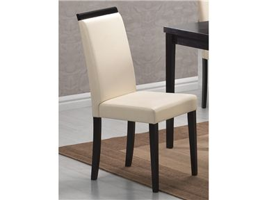 Shop For Coaster Chair, 104052, And Other Dining Room Chairs At Patrick  Furniture In