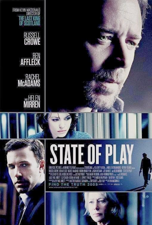 State Of Play Movies About Writers Movie Tv