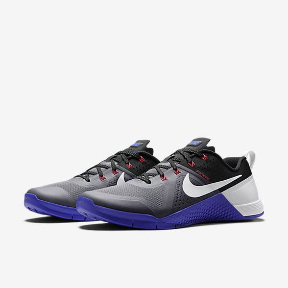 NEW Mens NIKE METCON 1 Shoes 704688-010 UK 8.5 (US 9.5, JP 275) | CrossFit  | Pinterest | Fitness apparel, Trainers and Fashion
