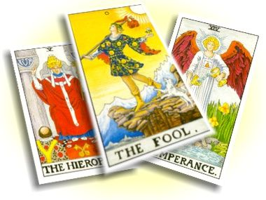 The American Tarot Association... so you can rest assured your meditative advice is coming from a reputable source
