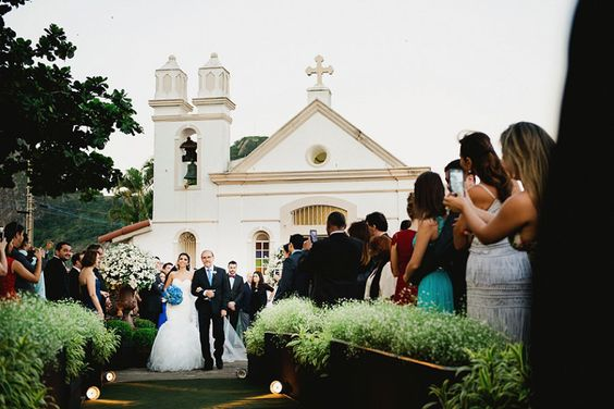 Casamento de Michelle e Eduardo {Foto: Fabrícia Soares}