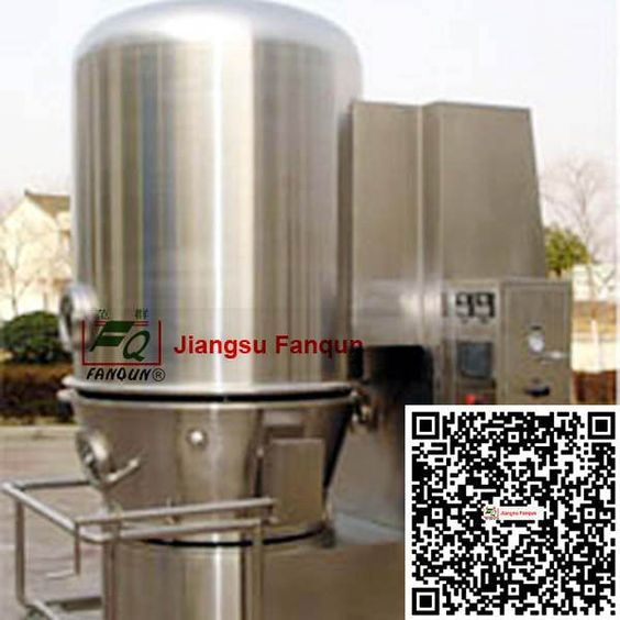 Jiangsu Fanqun GFG High Effective Fluidized Bed Dryer ❤ Jiangsu Fanqun Fluidized Bed Dryer