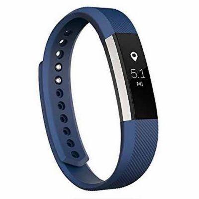 Fitbit Alta rastreador de ejercicios, Azul, Pequeño