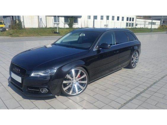 Audi A4 B8 Avant 2.0 TFSI